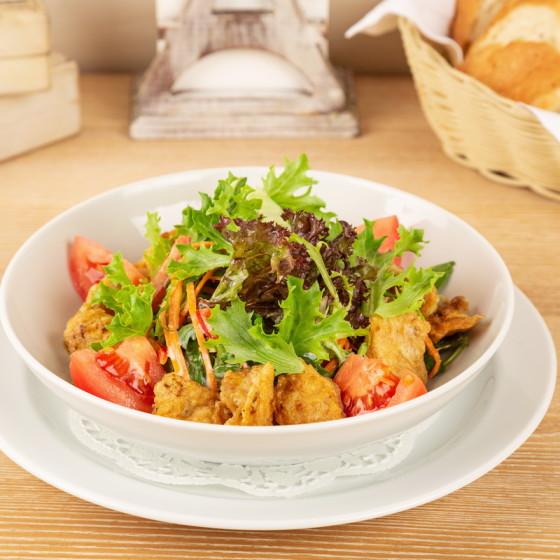 Микс-салат с рапанами «Веноза»